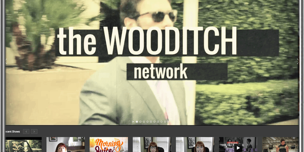 the wooditch network by CPD   A Top Rated Web Design Agency in San Diego